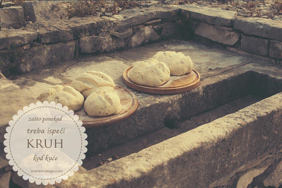 recept za domaci kruh mamino blago